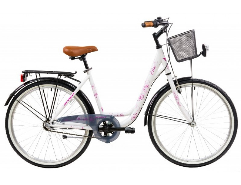 la preț mic super calitate stil clasic Bicicleta dama Sprint Elise N3 26'' 2019 - Biciclete de Dama ...