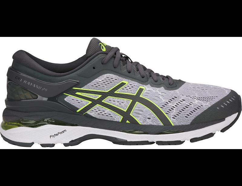 sports shoes 148a0 eaaba Pantofi alergare barbati Asics Gel-Kayano 24 Lite-Show SS 2018 - Pantofi  alergare asfalt piste - Pantofi alergare - Alergare - Sporturi