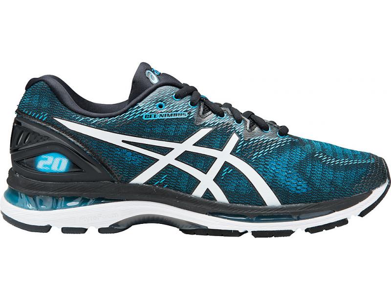 outlet store dc517 7214e Pantofi alergare barbati Asics Gel-Nimbus 20 SS 2018 - Pantofi alergare  asfalt piste - Pantofi alergare - Alergare - Sporturi