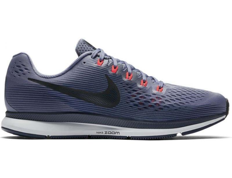 Nike Air Zoom Pegasus 34 Femei Pantofi alergare Gri V3963t
