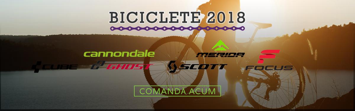Biciclete 2018