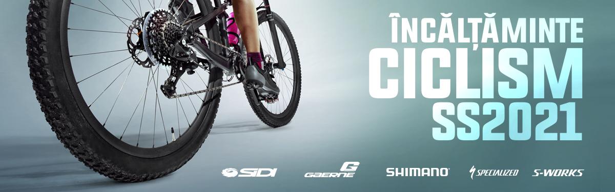 4 - Pantofi de ciclism