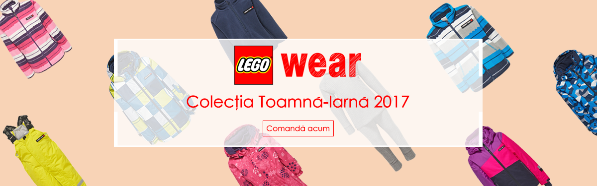Lego Tec FW 2017