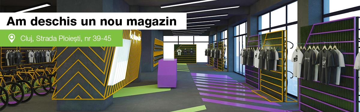 Magazin Cluj