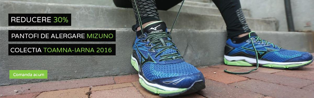 Reducere Mizuno - 30% pantofi de alergare TI '16