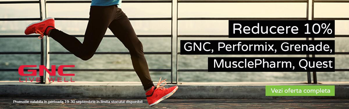 Reducere GNC