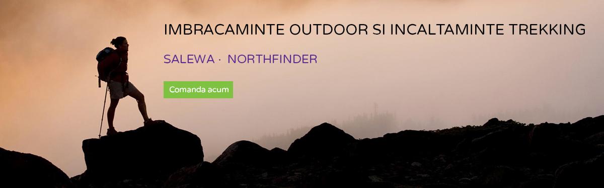 Outdoor - Salewa & Northfinder