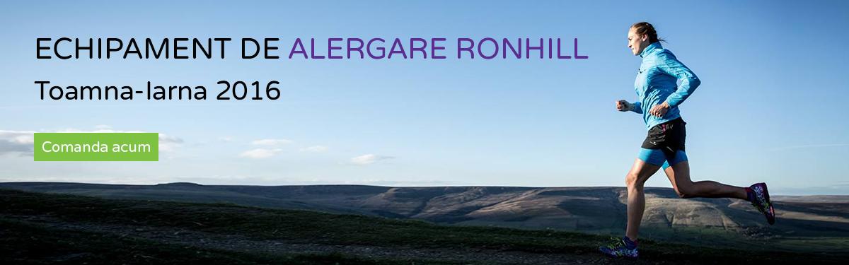 Echipament alergare Ronhill