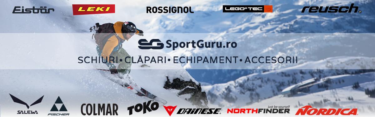 Echipament schi 2017